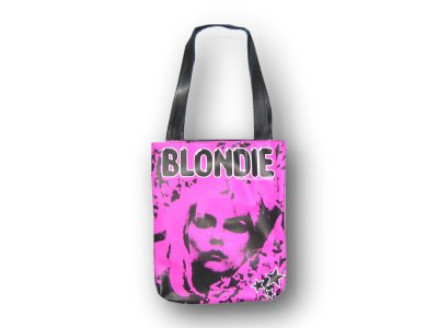 Blondie Vinyl Band Bag 003