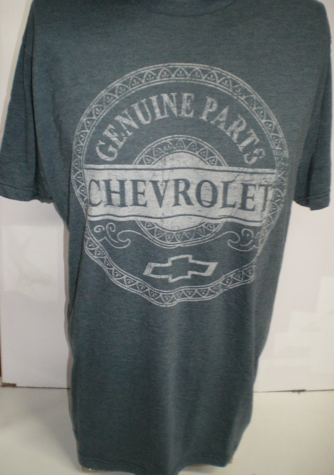 Chevrolet GM Official Licensed Tee 004