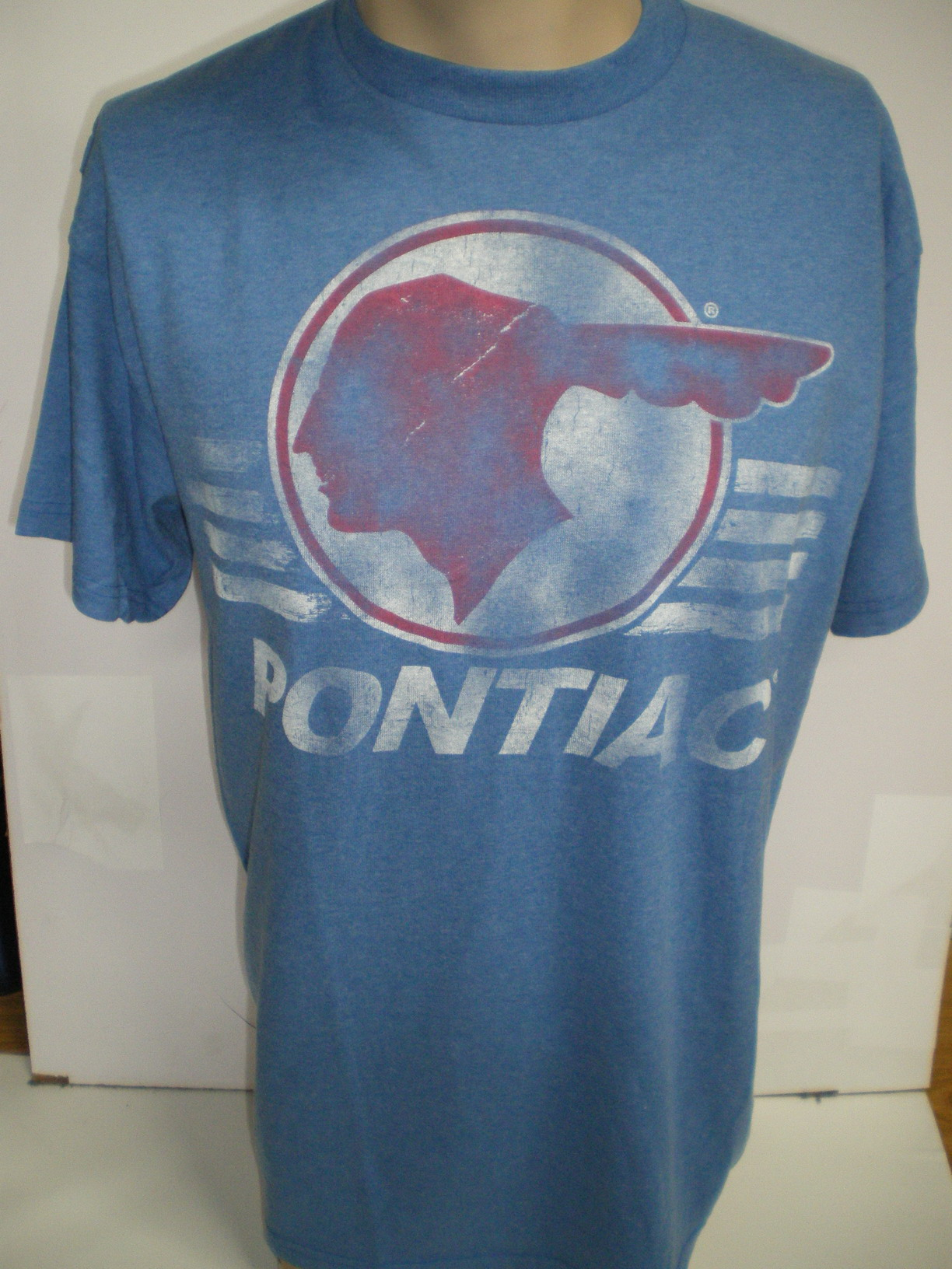 Pontiac GM Official Licensed Tee 007