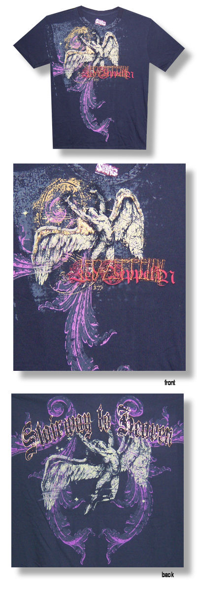 Led Zeppelin Ornate SWAG Tee 036