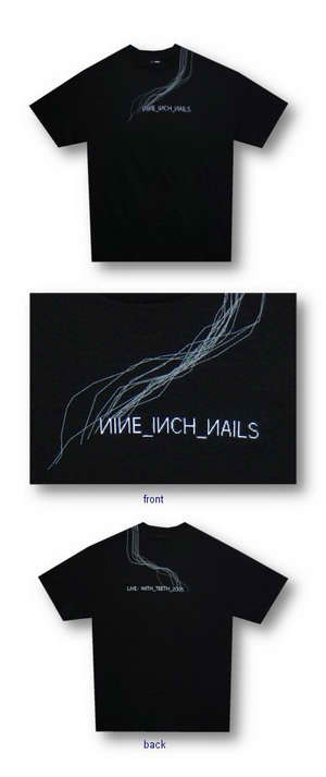 Nine Inch Nails Text Lines 004